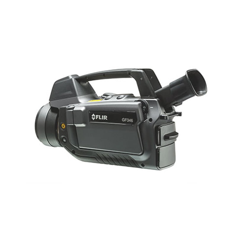FLIR GF346 – Infrared Cameras for CO Detection and